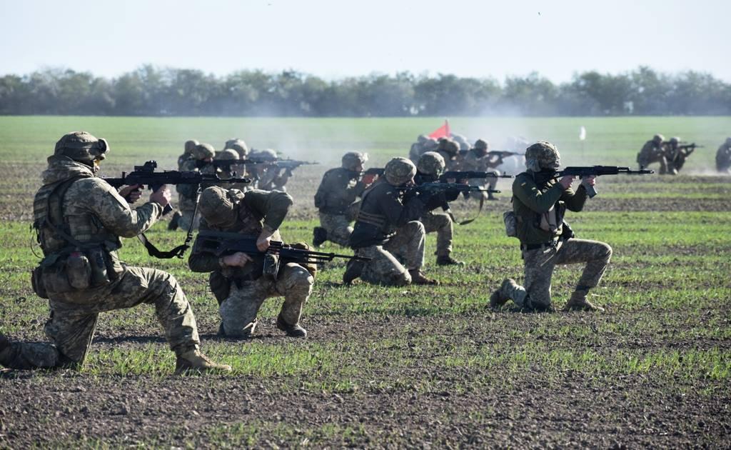 Козацька воля - 2018: в Україні пройшли потужні військові навчання, фото