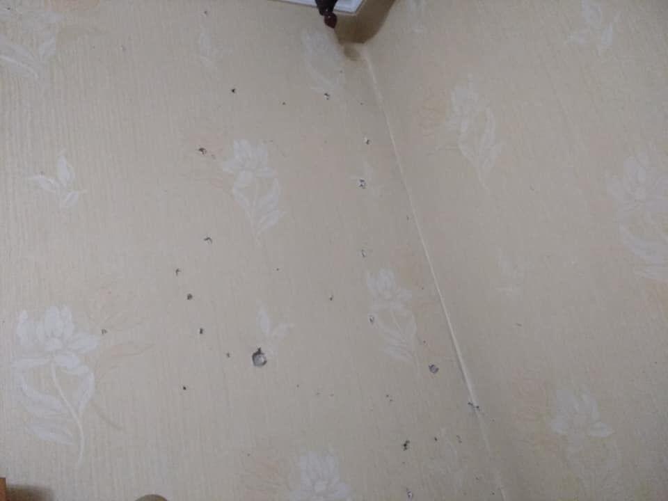 Сергею Мазуру в квартиру бросили гранату. Его рассказ