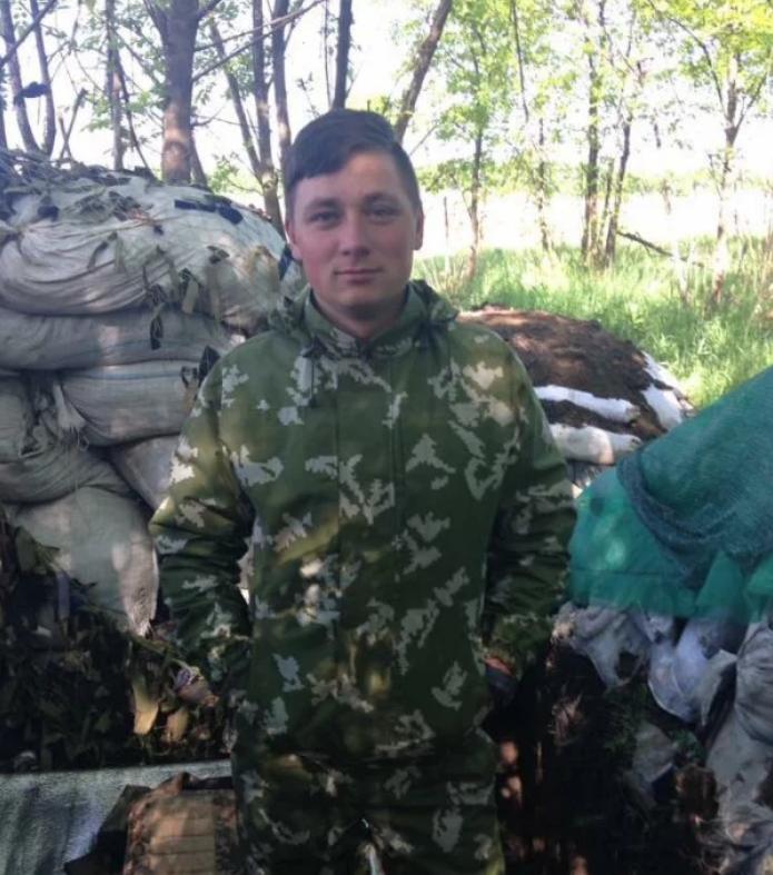 Юрій Фрешко загинув на Донбасі: фото захисника України і спогади про нього