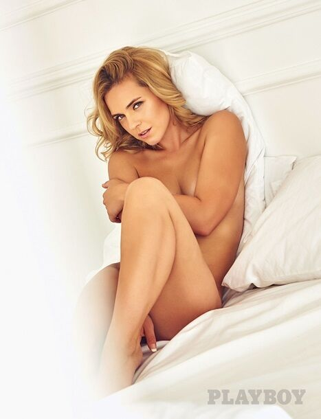 Светлана Катренко разделась для Playboy: фото, кто она