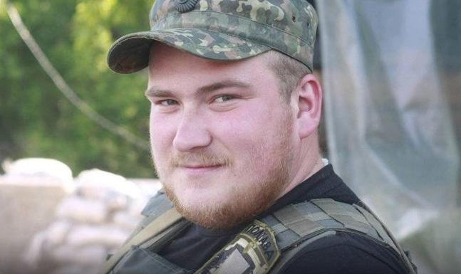 Андрей Корна: кем был погибший на Донбассе военный, фото