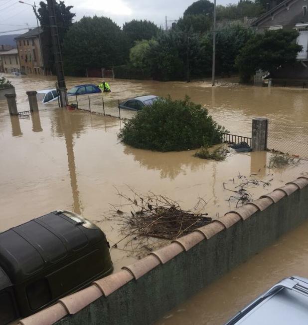 Потоп у Франції: фото і відео наслідків рекордної за 127 років повені