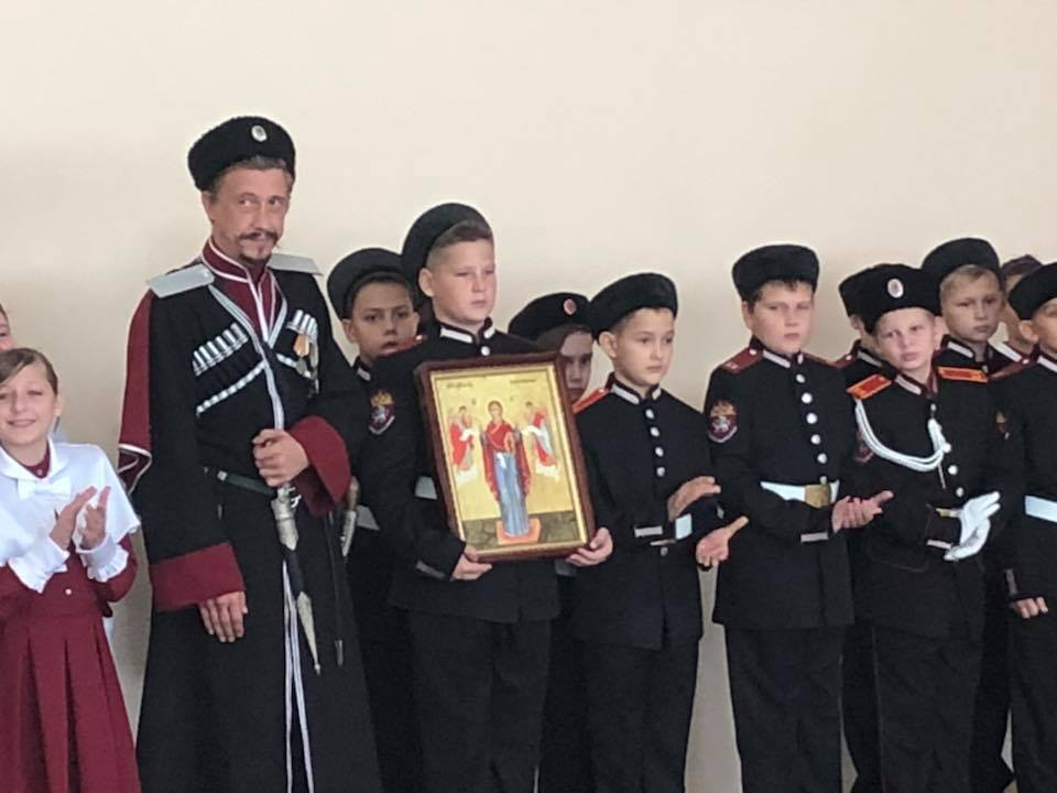 """Как оккупанты Крыма готовят детей воевать: появились фото """"присяги"""""""