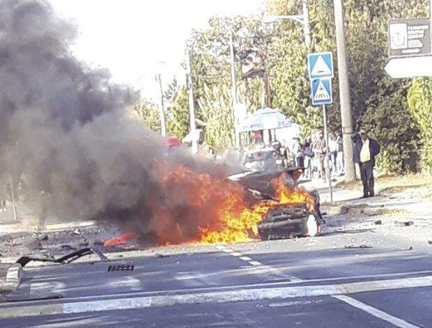 Маріяна Мічич: хто вона, і чому підірвали її авто в Сербії, фото, відео