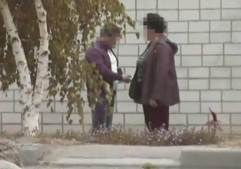 Женщина заказала киллеру шумных соседей. Это сняли на видео