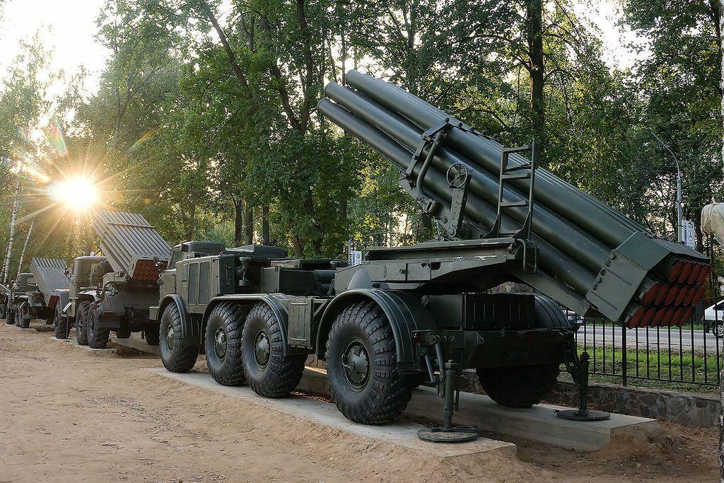 """РСЗВ """"Ураган"""": що за зброю передали армії України, фото і відео"""