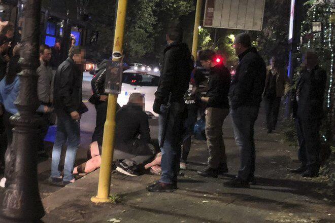 Не тільки в метро: росіяни відзначилися серією провокацій з постраждалими в Римі