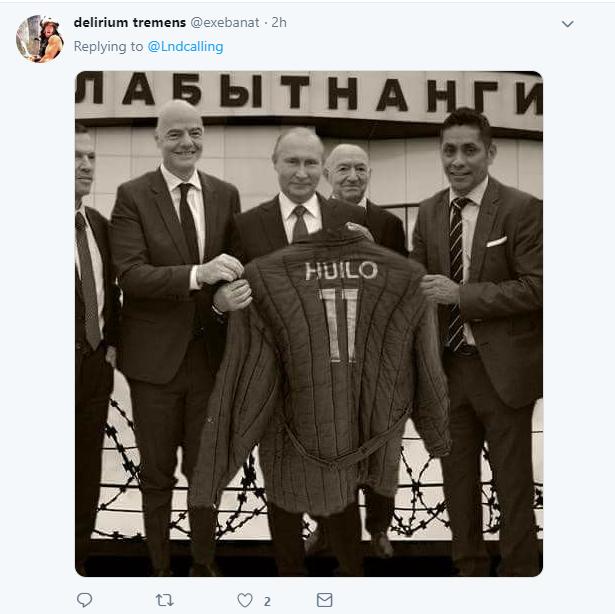Сибірське пальто - це ватник. Як жарт Меркель над Путіним став мемом