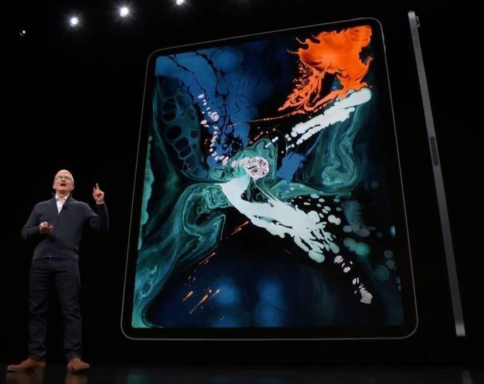 Apple показал новые Macbook Air и iPad Pro. Названы цены