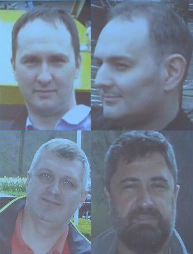 Моренец, Серебряков, Сотников и Минин: как эти четверо влипли в международный скандал