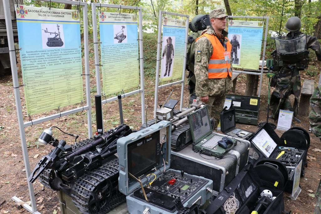 Под Львовом проходят масштабные учения с войсками НАТО: яркие фото