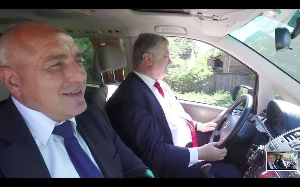 На фото Порошенко с премьером Болгарии заметили важную деталь