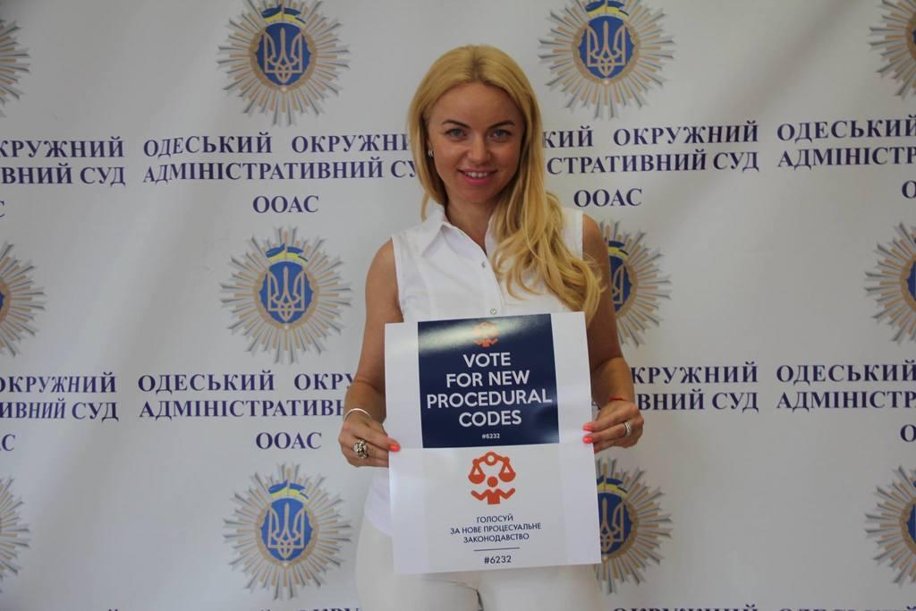 Любовь Токмилова: что известно о кандидатке в Антикоррупционный суд