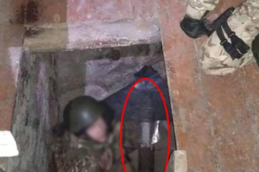 На Донбассе предотвратили диверсию боевиков ДНР, фото