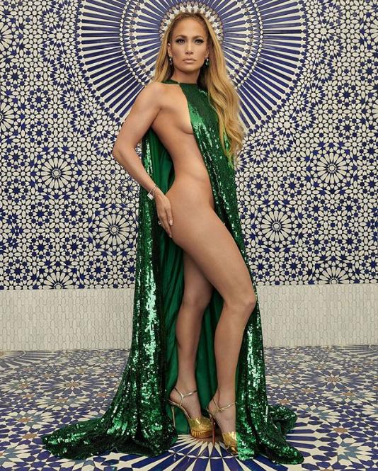 Дженніфер Лопес показала тіло. Що це за фотосесія і скільки їй років