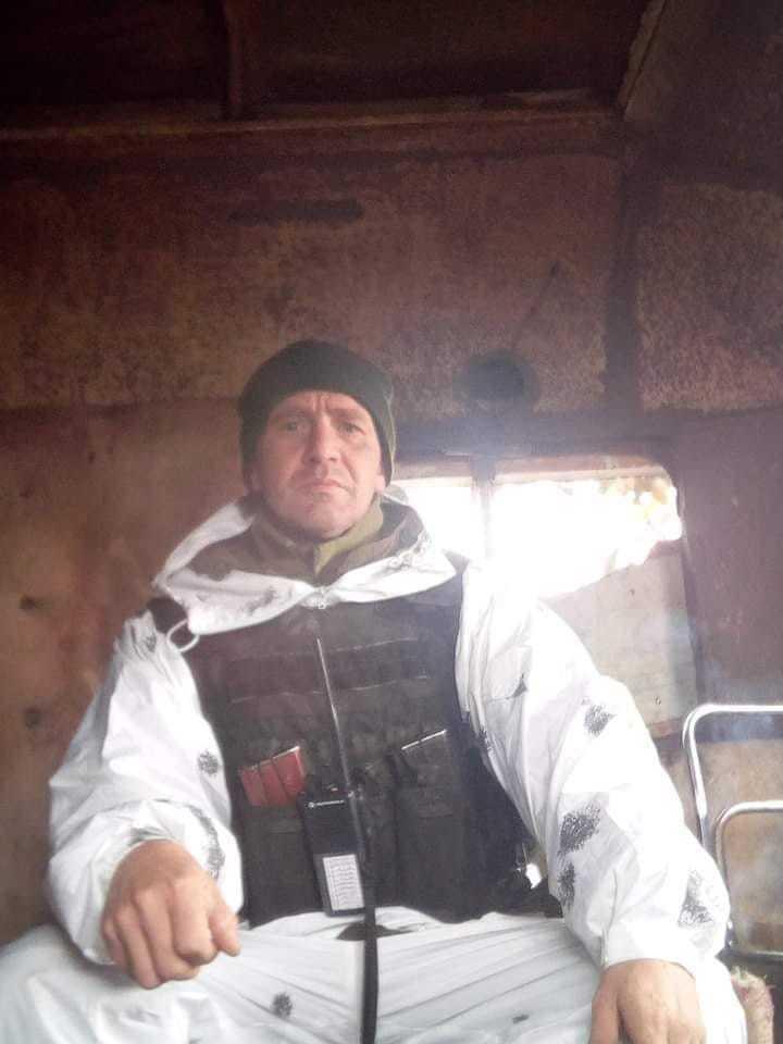 Андрей Мурашкин. Фото командира-убийцы, избившего подчиненного на Донбассе
