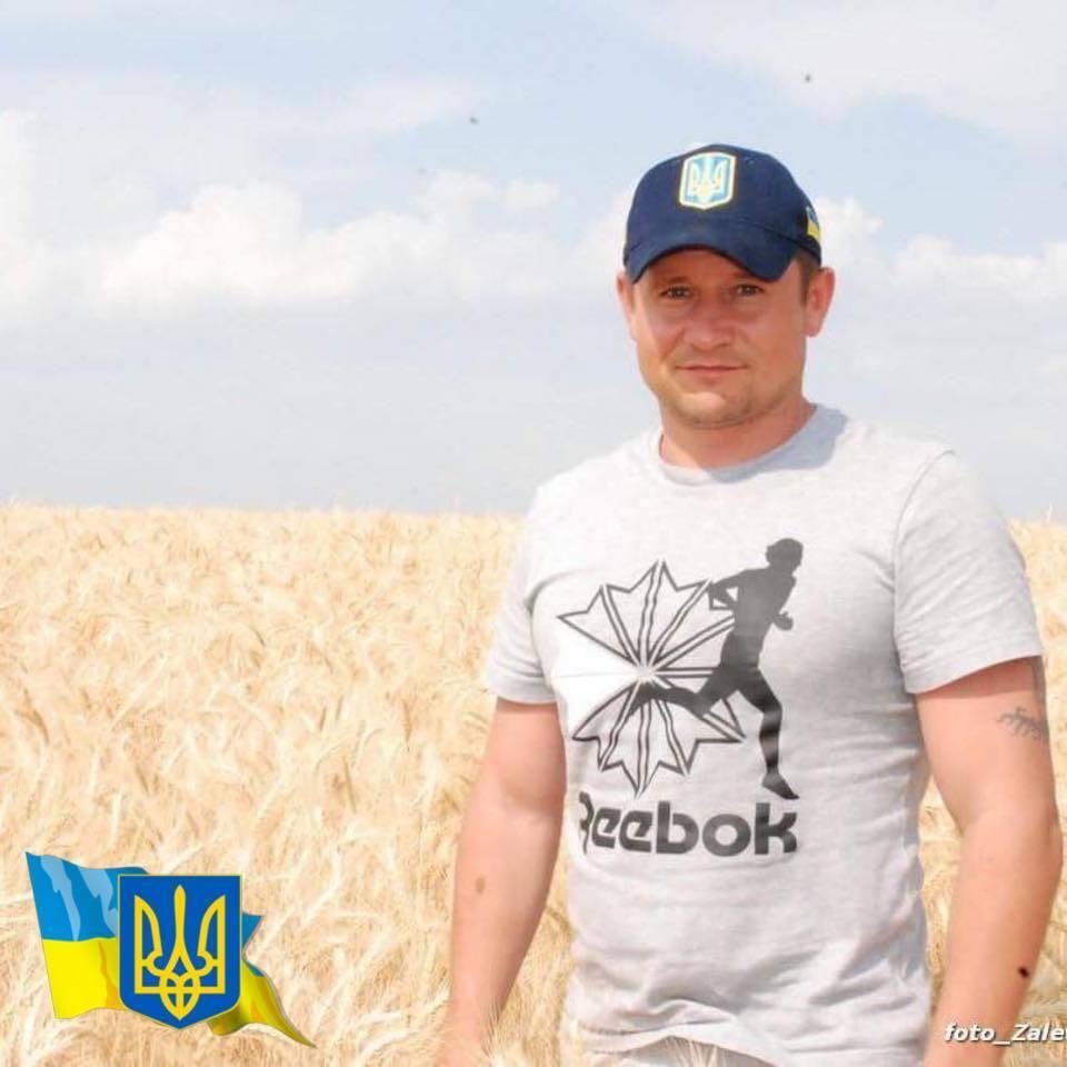 Микола Ставницький