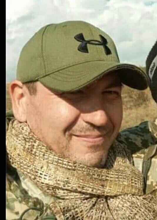 """Роман """"Гера"""" Селихов погиб на Донбассе: отец военного рассказал о его героизме, фото"""