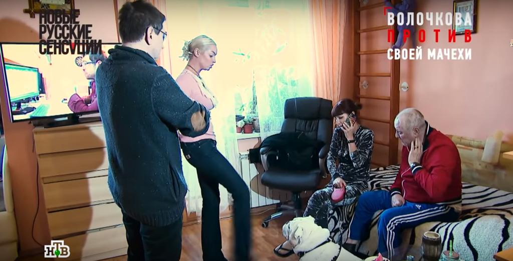 """Заберіть це ла*но!"". Анастасія Волочкова побила тварина на камеру"