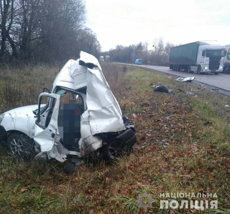 Андрей Пушкарь погиб в жутком ДТП под Ровно. Появились первые фото с места