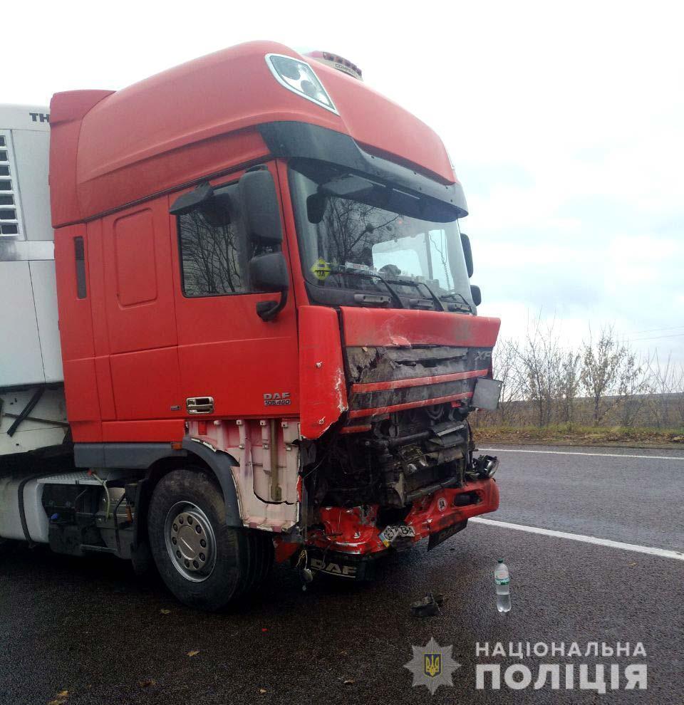 Андрій Пушкар загинув у страшній ДТП під Рівним. З'явилися перші фото з місця
