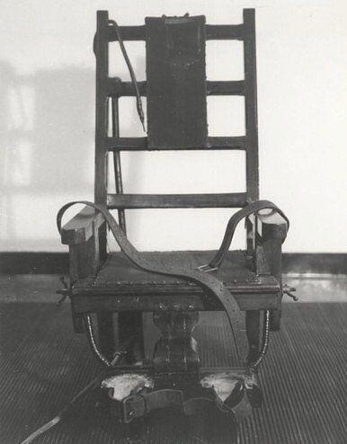 Електричний стілець
