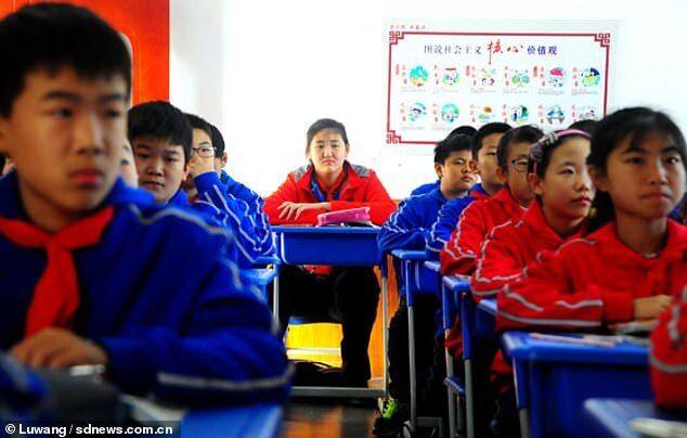 Чжан Цзыюй самая высокая в мире? Кто она и как выглядит