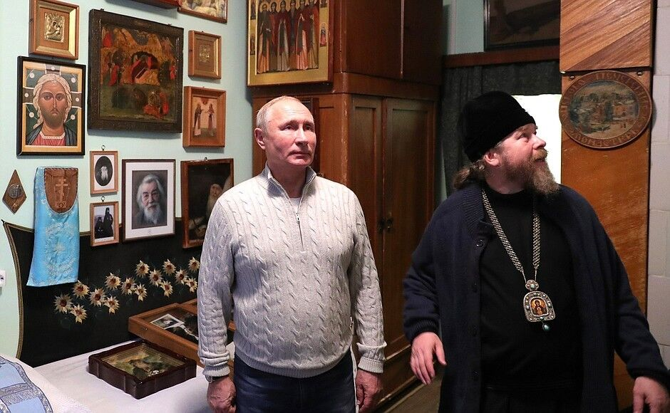 Чи наважиться Путін змінити главу РПЦ? Арестович розповів, яку катастрофу це означатиме