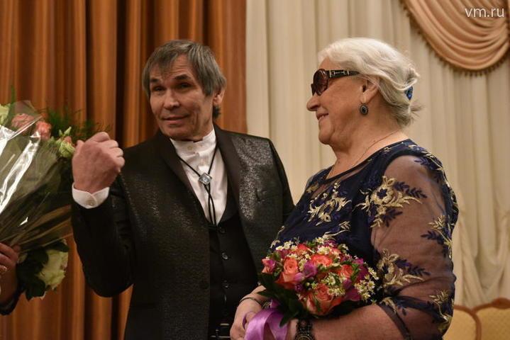 Бари Алибасов и Лидия Федосеева-Шукшина поженились. Появились фото