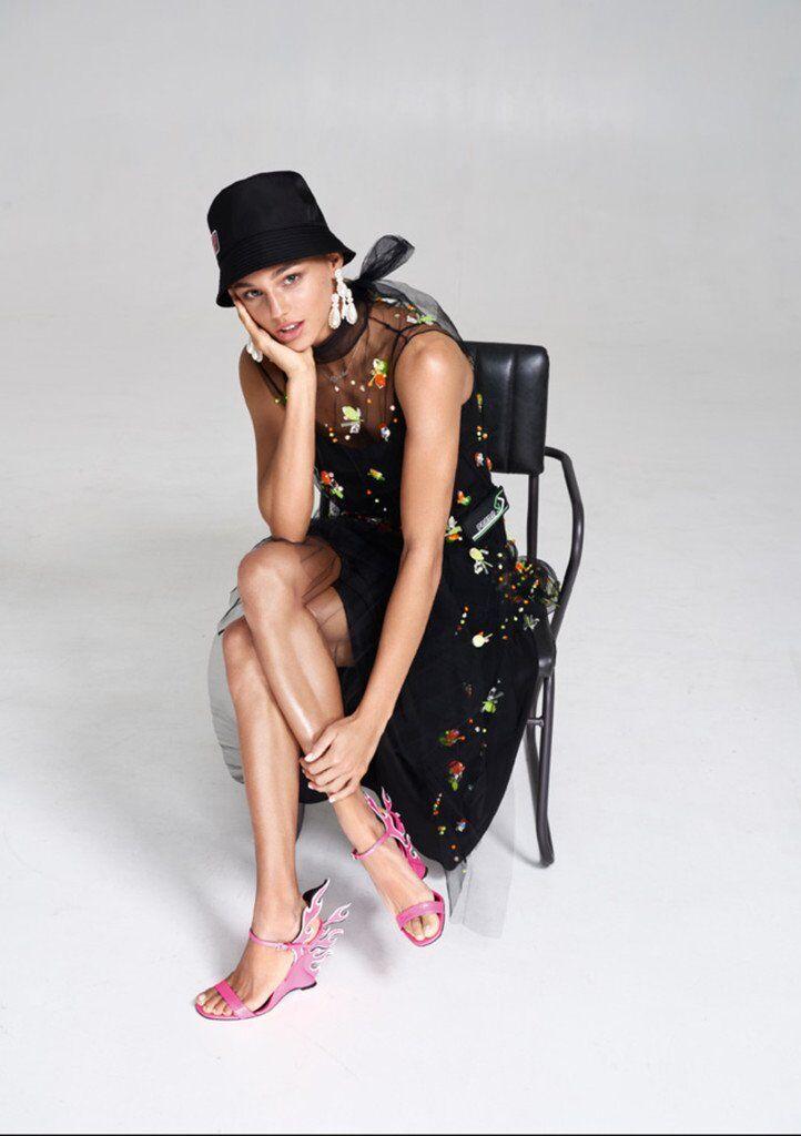 Дарина Білодід знялася для Vogue. Хто вона і чим прославилася