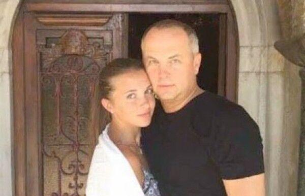 Екатерина Майкова и Нестор Шуфрич