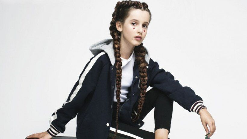 Дарина Красовецька з піснею Say Love представить Україну на Дитячому Євробаченні 2018. Фото, відео