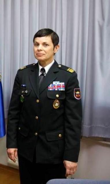 Аленка Эрменц: кто она и как стала первой женщиной-генералом в НАТО