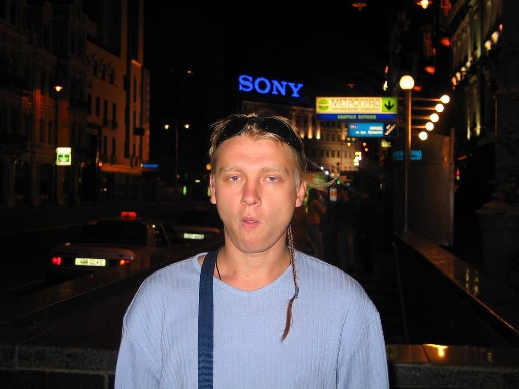 Володимир Петров затриманий: хто він і при чому тут гучний український секс-скандал