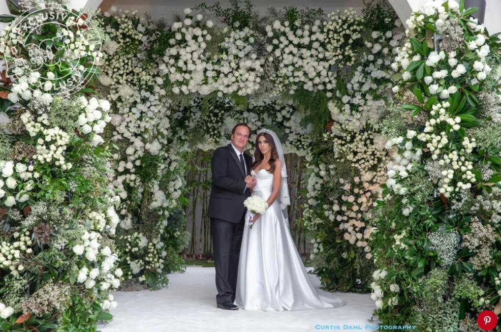 Квентін Тарантіно одружився на Даніеллі Пік: хто вона. Фото