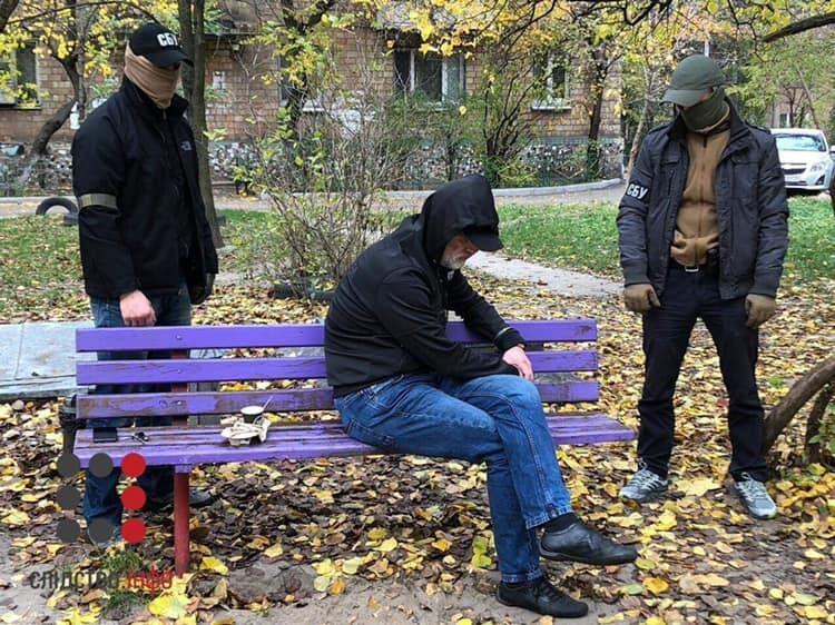 Валерій Чорнобук: що відомо про суддю-зрадника, затриманого в Києві
