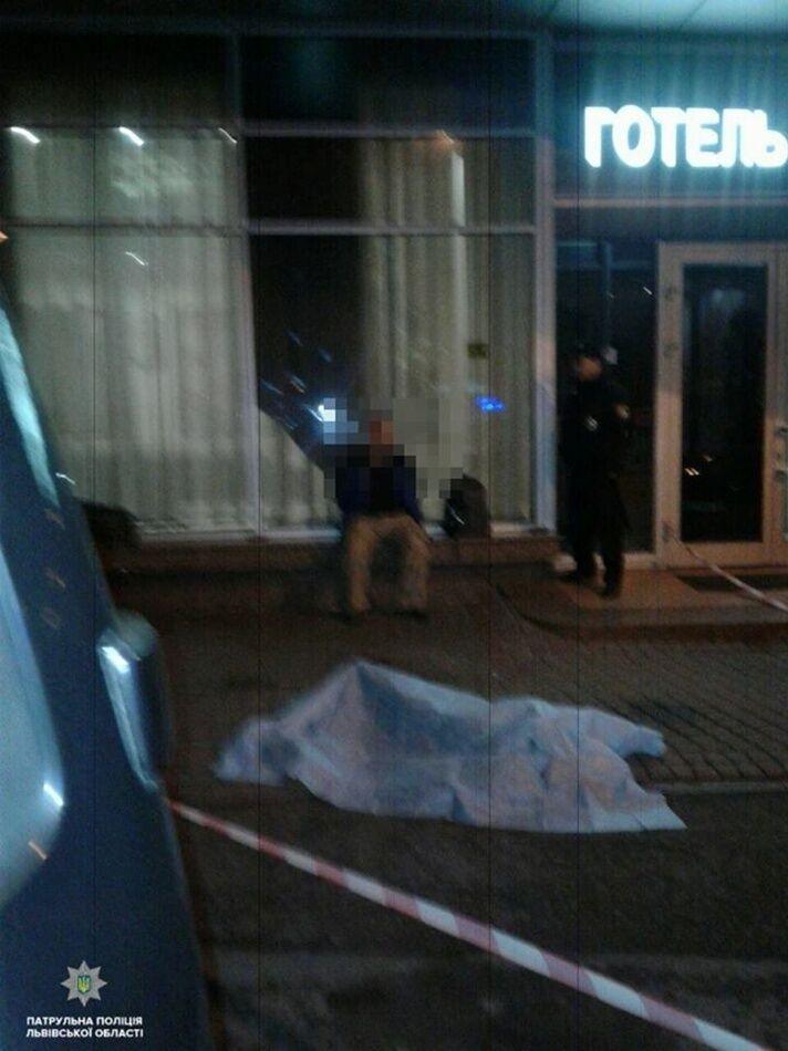 Во время съемок фильма во Львове убили мужчину. Что произошло? Детали, фото
