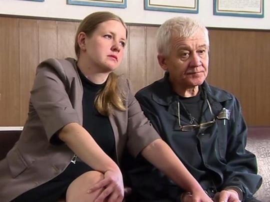 Сергій Ткач і Олена