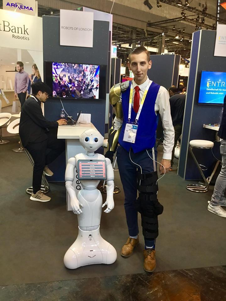 """""""Софія""""? Є робот набагато краще, - український винахідник"""