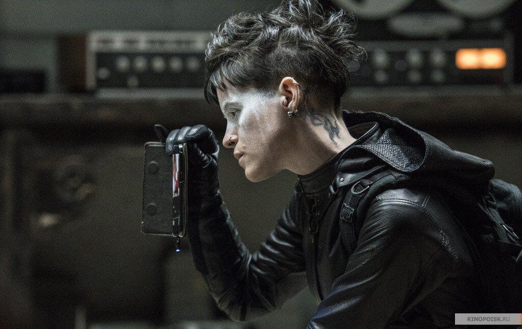 """""""Дівчина, яка застрягла в павутині"""" викликала шквал критики: кадри з фільму і відгуки"""