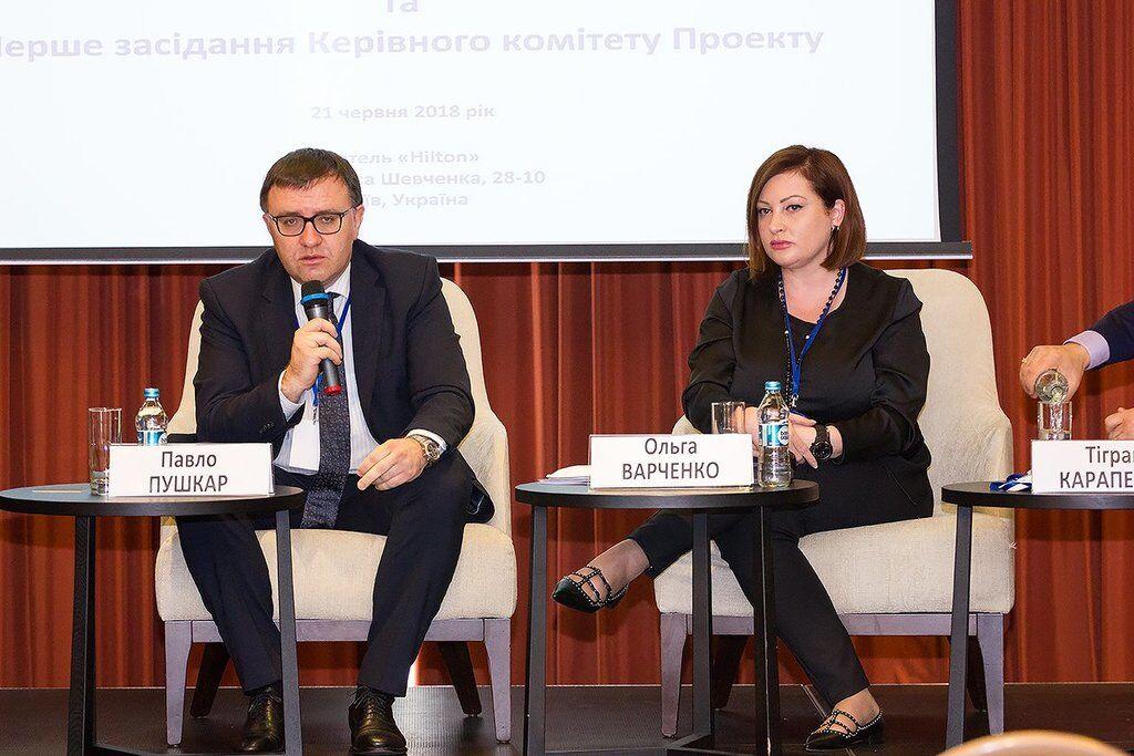 Ольга Варченко назвала причини скандалу з її чоловіком. Що про неї відомо, фото