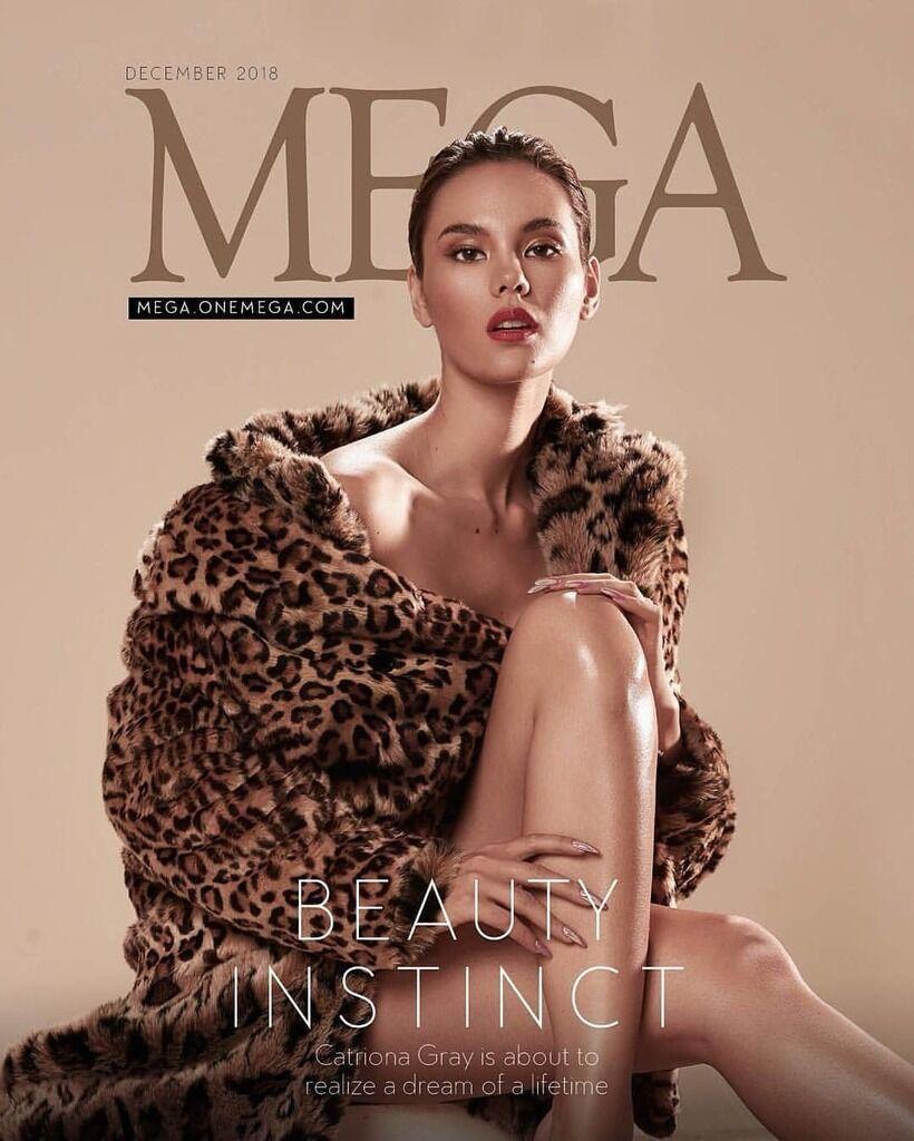 """Катриона Грей стала """"Мисс Вселенная"""": кто она, что о ней известно, откровенные фото"""