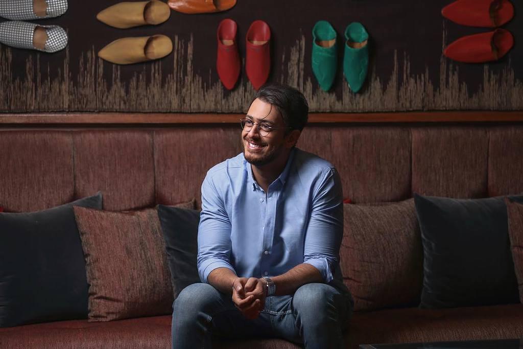 Саад Ламжарред поразил сеть клипом Baddek Eih: кто он, смотреть видео