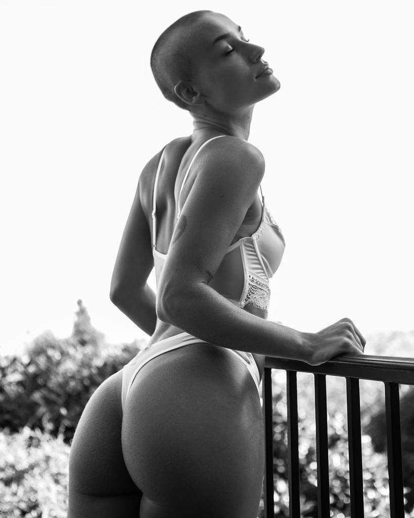 Вендела Ліндблом знялася для Playboy: хто вона і в чому унікальність
