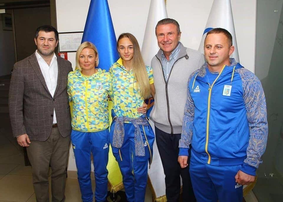 Насиров избран в состав НОК Украины