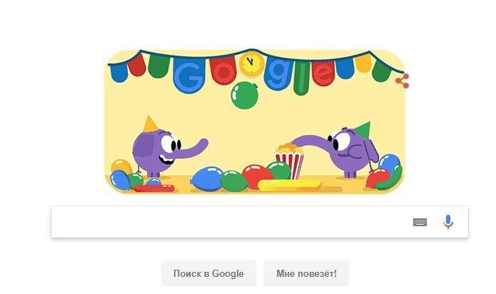 Напередодні Нового року: Google нагадав потужний хіт