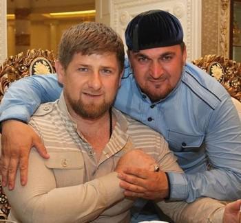 Рамзан Кадиров та Турпал-Алі Ібрагімов