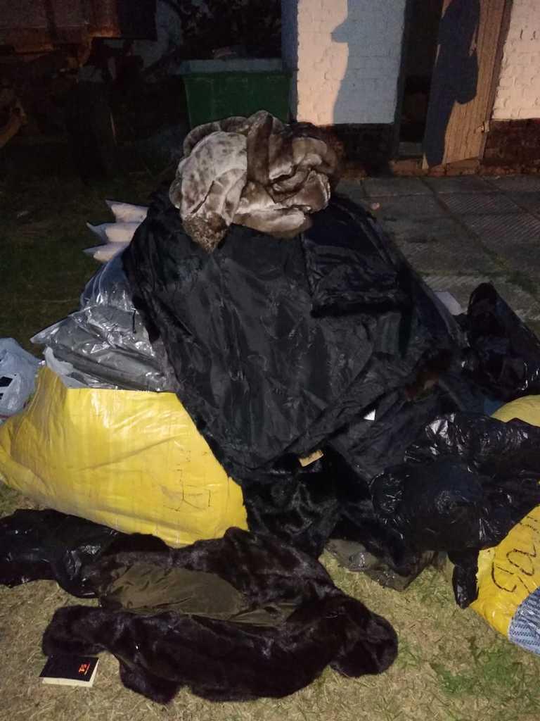Наглый контрабандист под пулями пытался прорваться в Украину из России: фото и видео