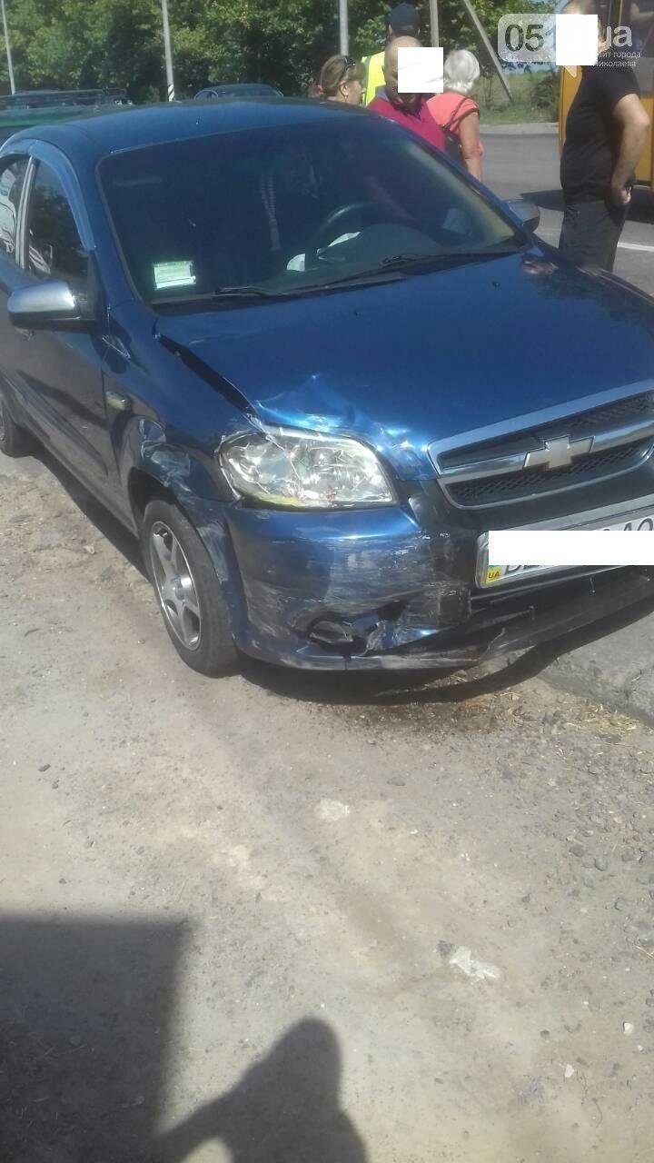 В жутком ДТП в Николаеве пострадали маленькие дети: фото с места аварии