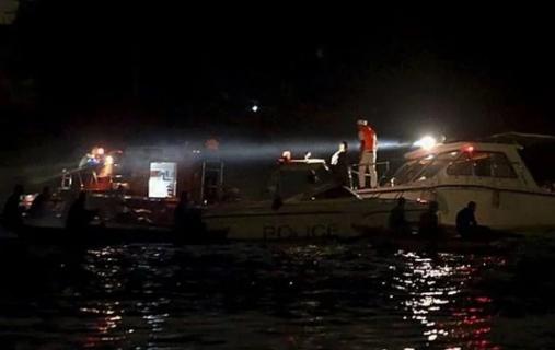 На реке Нил в кораблекрушении погибли десятки детей: фото с места